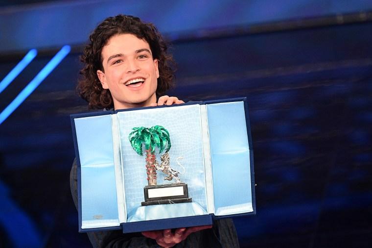Sanremo Giovani 2020 - Winner Leo Gasmann
