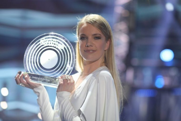 This image has an empty alt attribute; its file name is Slovenia-2020-EMA-2020-Eurovision-winner-Ana_Soklich-800x533-1.jpg