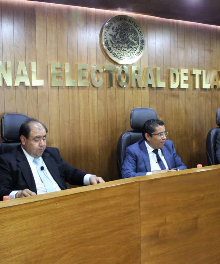 Resuelven magistrados del TET acumular expedientes para resolver caso del PEST