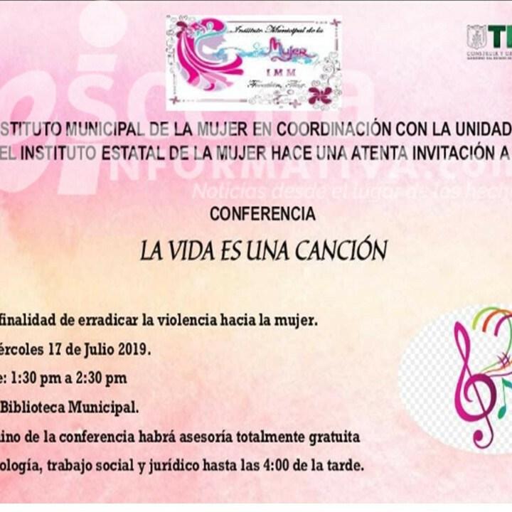 Promueve Ayuntamiento de Tocatlàn acciones para erradicar violencia de la mujer.