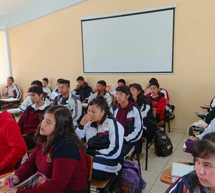 Ofrece EMSAD bachillerato general con validez oficial en comunidades vulnerables