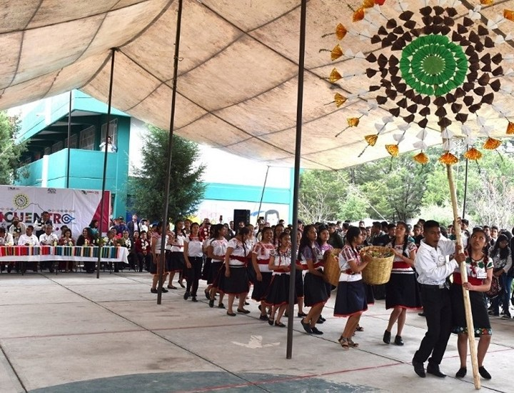 CECYTE-EMSAD Tlaxcala, ejemplo de fomento a la interculturalidad: INALI