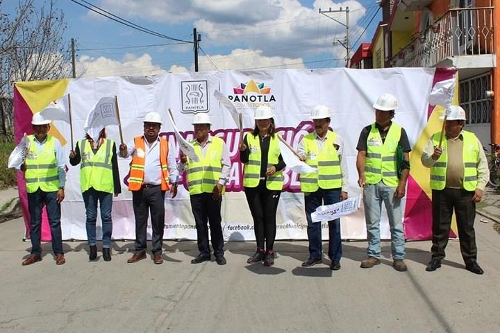 Recursos por más de 2MDP se ejecutarán para tres obras en Tezoquipan.