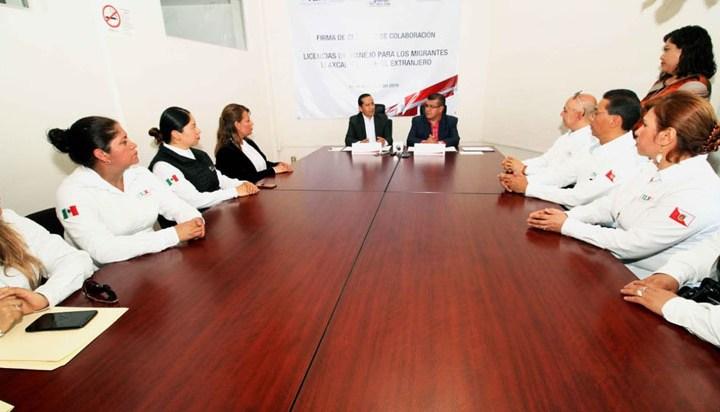Emite DAM requisitos para tramitar licencias de conducir a migrantes