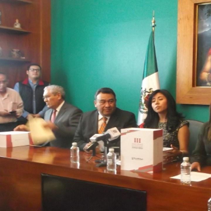 Ofrece ejecutivo disposición para informar a Legislativo
