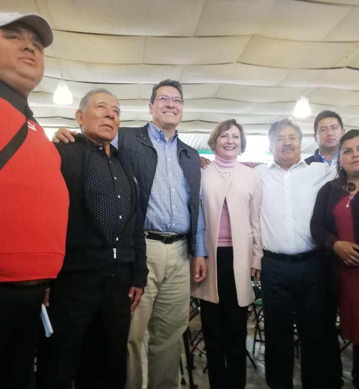Reconoce alcalde respaldo del Gobernador en obras y salud para Ixtacuixtla