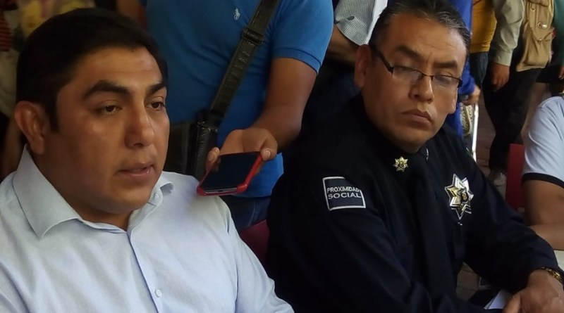 Descarta alcalde Totolac incremento de índice delictivo en el municipio.