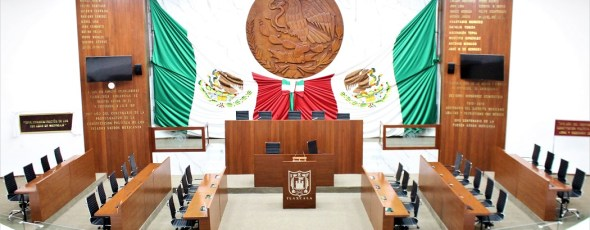Listo Congreso de Tlaxcala para sesionar de manera electrónica