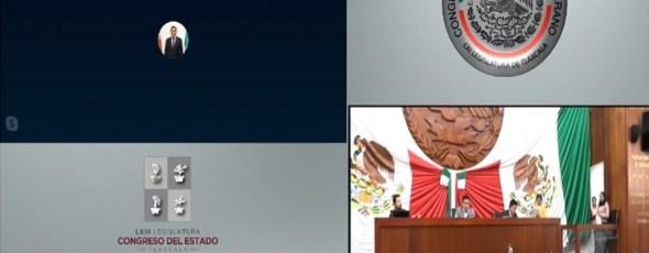 En sesión virtual , diputados avalan reformas para garantizar acceso a programas  sociales