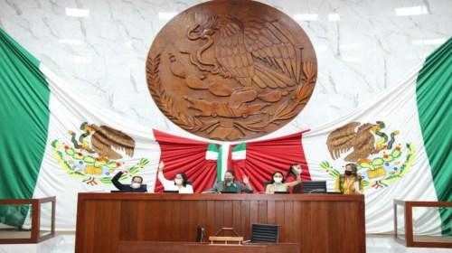 Aprueba Congreso de Tlaxcala cuentas públicas de los tres poderes del Estado
