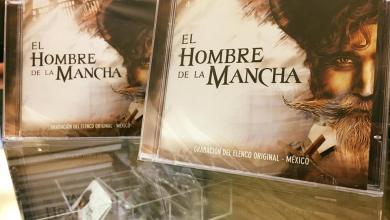 Photo of A la venta ya el disco de «El Hombre de La Mancha»