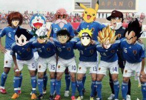La selección de Japón fue una de las más grandes decepciones del torneo.
