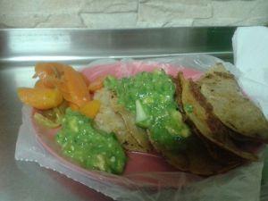 """Tacos de canasta""""Los Especiales"""""""