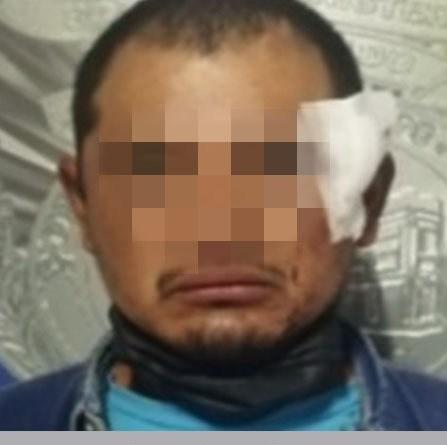 DETIENEN A HOMBRE POR PRESUNTO HOMICIDIO DE UN JOVEN EN VILLA HIDALGO
