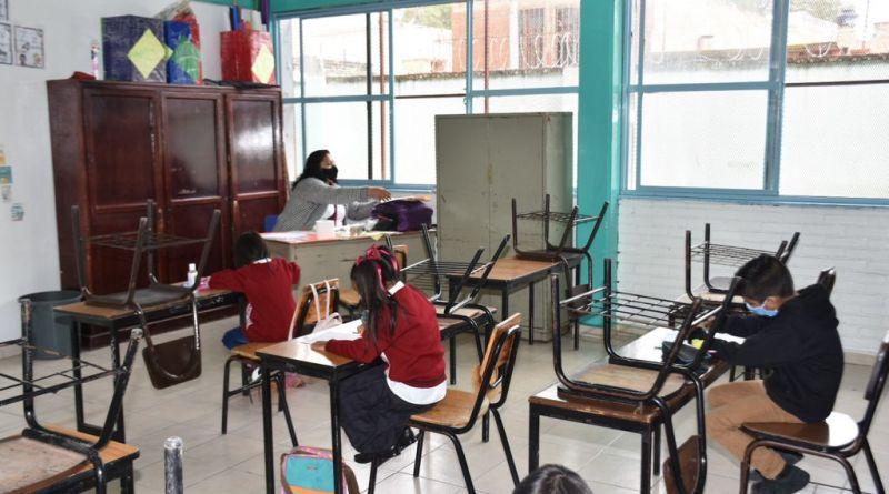 CRECE LA CONFIANZA EN EL REGRESO A CLASES PRESENCIALES EN SOLEDAD