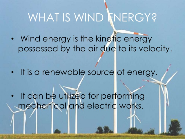 What Is Wind Energy Definition Example Amp Uses Eschool