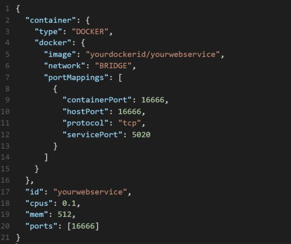Mesosphere And Microservices
