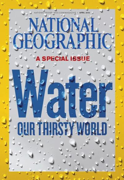 April Issue Of National Geographic Magazine Takes Indepth