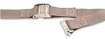 16' Strap, Three Piece Fittings 651602