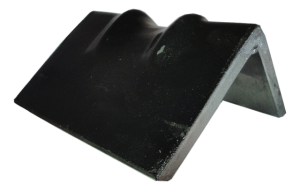 steel rubber corner protector metal coils esc