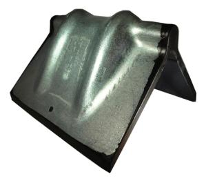 steel rubber corner protector premium