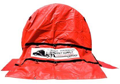 18oz RED COIL BAG, COIL TARP