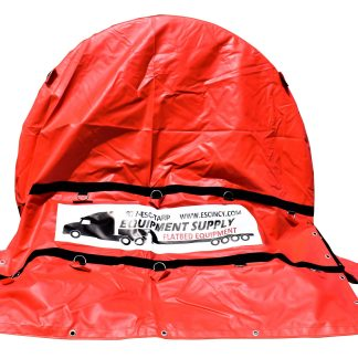 18oz RED COIL BAG, COIL TARP