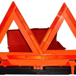 3 pc triangle flair kit emergency triangle kit
