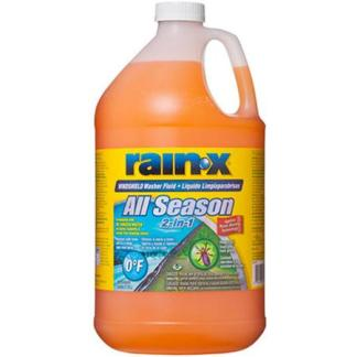 Rain X All Season 2in1 Windshield Washer Fluid