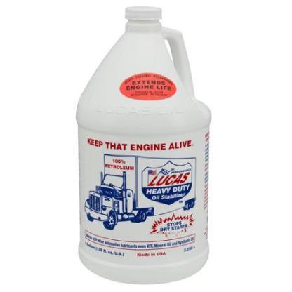 lucas oil heavy duty oil stabilizer 1 gallon
