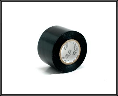 "black tarp tape 2"" x 35'"