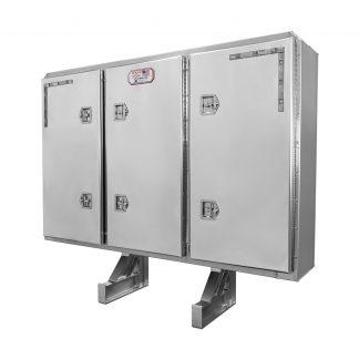 VEC 3 Door Enclosed Cab Rack