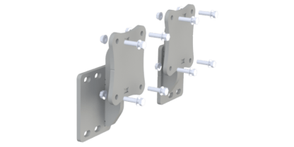 EX-GUARD MOUNTING BRACKET XG-99INT99 - International 9900 Series