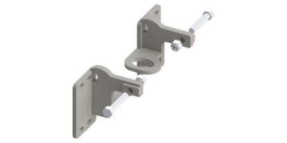 EX-GUARD MOUNTING BRACKET XG-04INT8 - International 8600/TranStar - 2002 - 2018