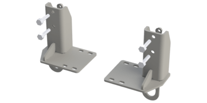 EX-GUARD MOUNTING BRACKET XG-10ITS - International TerraStar 2010-2015