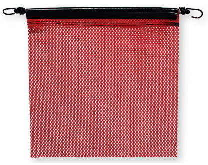 FB300C - RED JERSEY BUNGEE FLAG