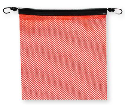 FB700C - FLO-ORANGE JERSEY BUNGEE FLAG