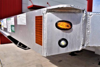 49341 White with Grommet MicroNova® Dot LED Clearance Marker Light