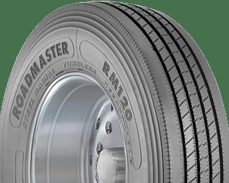 RM120 ROADMASTER TREAD CLOSE-UP