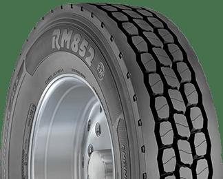 RM852em ROADMASTER TREAD CLOSE-UP