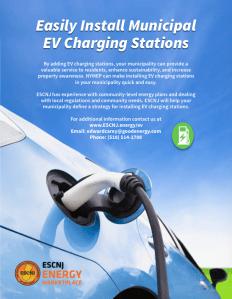 EV Charging Slick