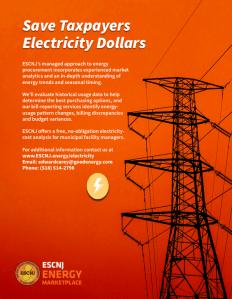 Electricity slick