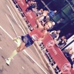 Simone Luciani, maratona di Londra 2015