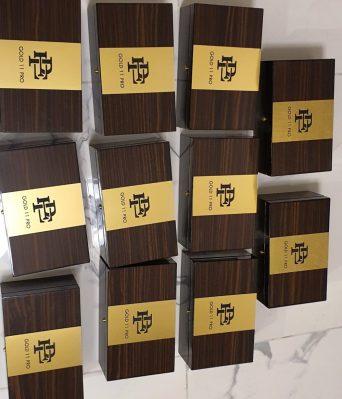 ESCOBAR GOLD 11 PRO 256 GB – 24K GOLD IPHONE (X/2000) – Escobar Inc