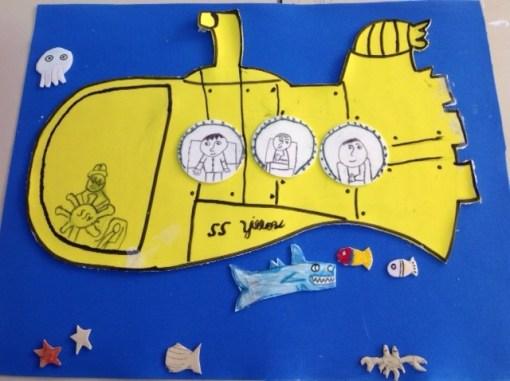 Yellow Submarine and Valentine's Day