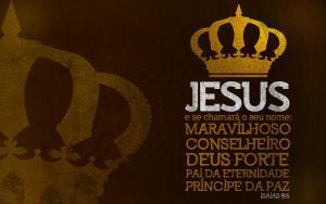 Jesus o Rei dos Reis