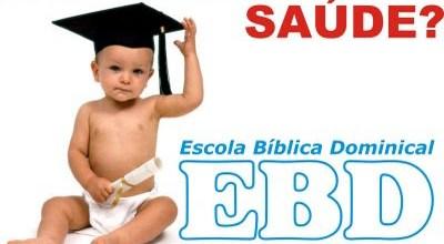 Por que ir a Escola Bíblica Dominical