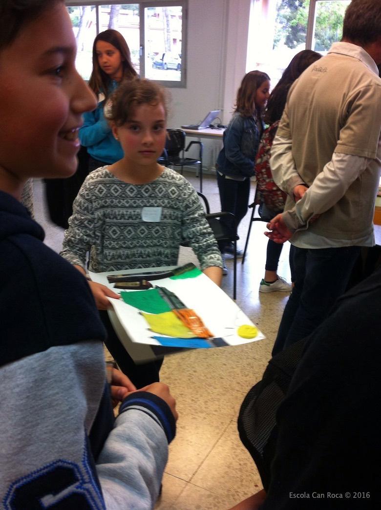 Escola Can Roca Delegats Verds 5
