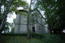Fundo da Igreja Luterana