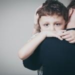 Tristeza dos pais: não esconda dos seus filhos